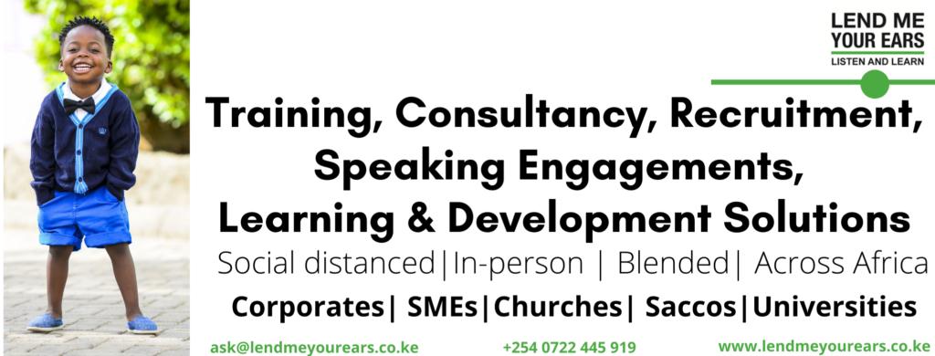 Training firms in Kenya